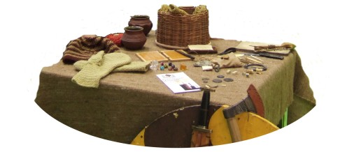 Gegenstände zur Vorführung
