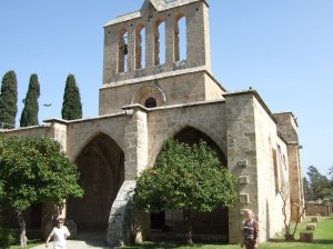 Bellapais Kirche