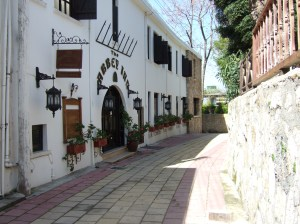 Gasse in Bella pais