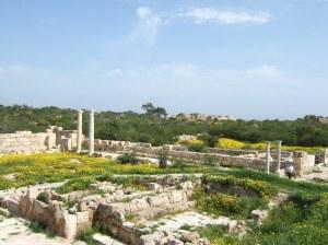 Blick über Salamis