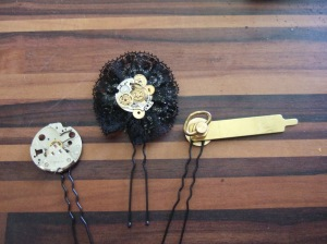 Hairpin Steampunk