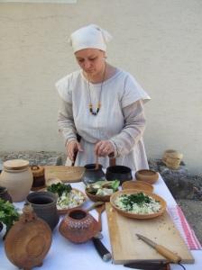 Dreh Kochvorbereitungen