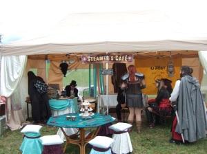Cafe Steampunk