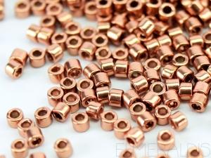 MIYUKI Delica DB0040 (Metallic Copper Plated)