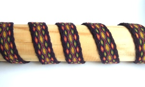 Tablet woven band