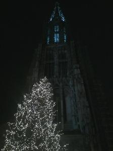Ulmer Münster Weihnachten