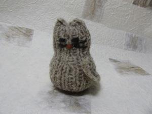 knit critter / Stricktier