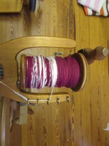 Baumwolle spinnen, spinning cotton