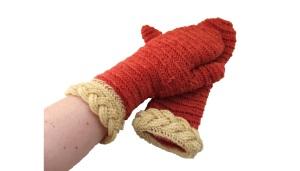 Handschuhe /  mittens